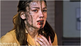 Дин убивает Еву (Мать монстров) | Сверхъестественное