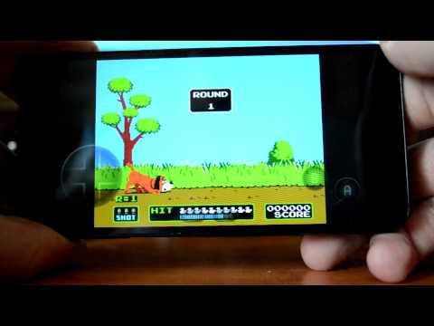Как запускать игры от Денди (Dendy, NES) на Android с помощью эмулятора NES.emu
