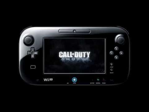Call Of Duty: Ghosts Wii U GamePad Trailer