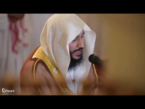 صلاة القيام للشيخ القارئ عبدالرحمن العوسي سورة ص