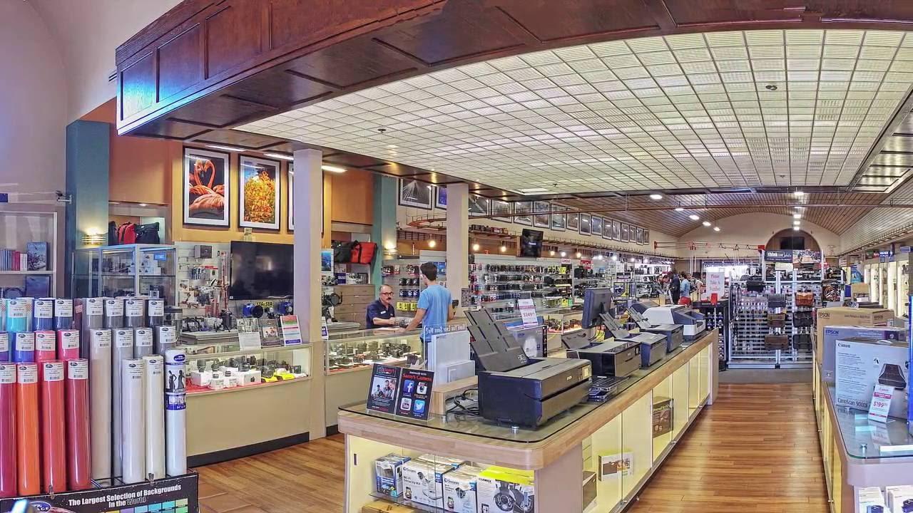 Samy's Camera Culver City Store - YouTube