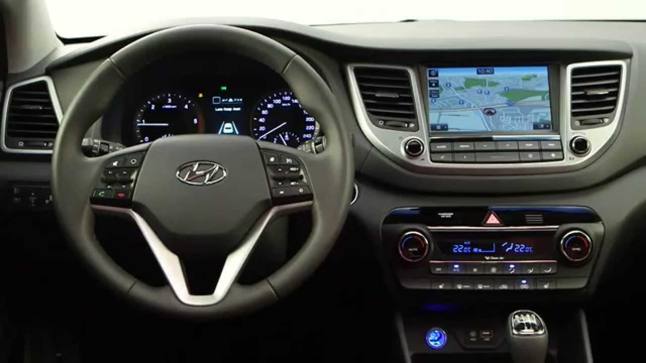 Hyundai tucson interior design 2015 geneva motor show for Interior design deutsch