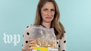 What does Dippin' Dots cereal taste like? | Is It Good? with Maura Judkis