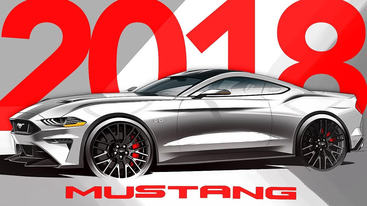 2018 Mustang My Thoughts On Ford S Mid Cycle Refresh 4k Car Vlog