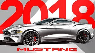2018 Mustang - My Thoughts On Ford's Mid-Cycle Refresh | 4K Car Vlog