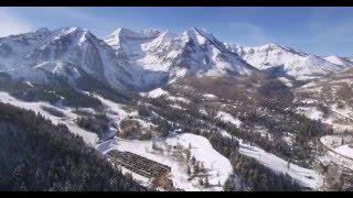 Sundance 2016 Aerial Reel