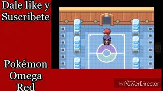 Pokemon Omega Red Cap 26: Alto Mando Lorelei y Bruno