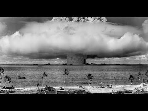 American survival of nuclear attack in 1950