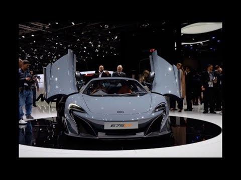 ***Hardcore McLaren 675LT storms into Geneva - Car News