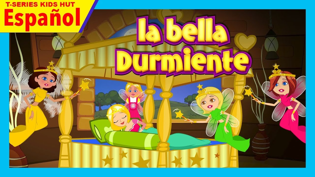 Ver la bella Durmiente –  película completa (HD) || Sleeping Beauty For Kids In Spanish en Español
