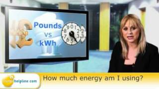 What are kilowatt hours?