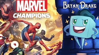 Marvel Champions Review with Bryan