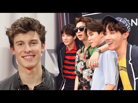Shawn Mendes PROMISES Collab With BTS Will Happen