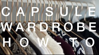 One of The Anna Edit's most viewed videos: How To Make a Capsule Wardrobe | ViviannaDoesStyle