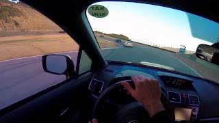 2016 Subaru WRX Laguna Seca