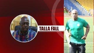 « J'aimerais savoir c'est quoi la mission d'El hadji Diouf dans l'équipe nationale ? » (Talla Fall)