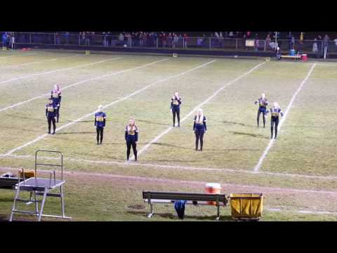 Negaunee High School Varsity Dance Team