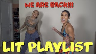 Ceraadi's Lit Playlist + New Music *WE'RE BACK!!!*