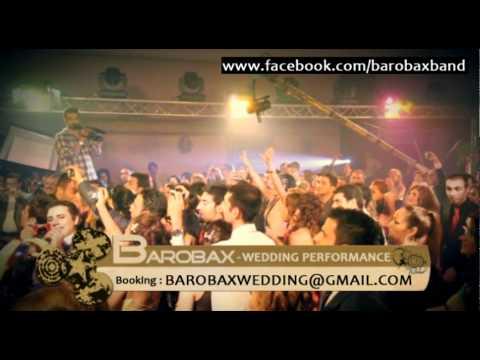 Barobax Wedding Performance