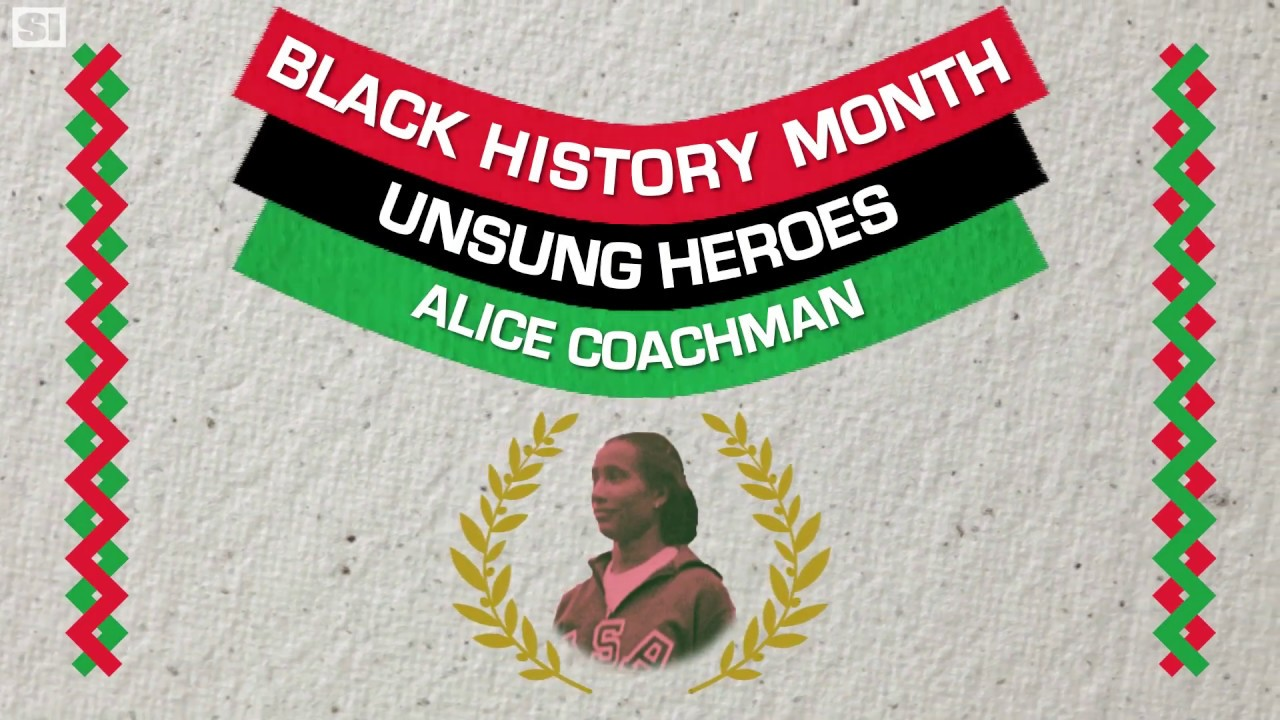 Alice Coachman Made U.S. Olympic History in 1948 l Black History Month