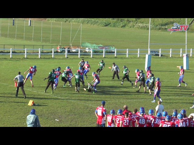 2017 -  Sussex Thunder vs South Wales Warriors - Highlights