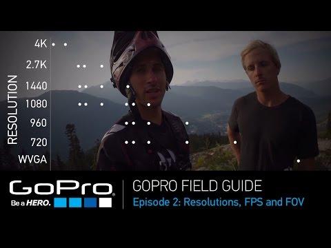 gopro wvga vs 720p movies