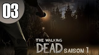 The Walking Dead Saison 1 HD [Let's Live FR]- Episode 3 : Une longue route à venir