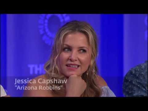 Jessica Capshaw at Paley Fest
