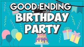 Fête d'anniversaire - Full Playthrough (GOOD ENDING) - Roblox