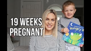 19 WEEK PREGNANCY UPDATE | ANTERIOR PLACENTA, AND PAINFUL SYMPTOMS