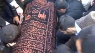 Haci Soltan Alizade Şəhid Mübariz və şəhid Fəridin dəfni