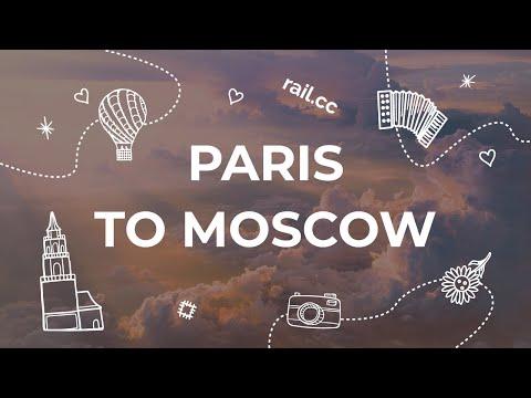 Paris Berlin Moscow Express  - Night Train