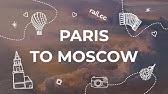 Paris Moskau Express - Nachtzug