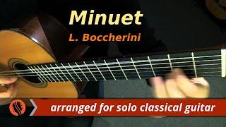 Minuet, from the String Quartet in E, Op. 11, No. 5 (G 275) - Luigi Boccherini