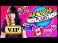 I GOT VIP!! MovieStarPlanet Mailtime 🌟 MSP UK, Austrailia, Canada Server! MSP International