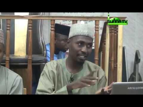 Malam Abubakar Abdussamad (Muwadda Malik 28 02 1435AH)