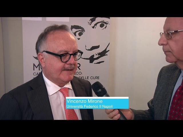UNAMSI - Intervista al dott. Vincenzo Mirone