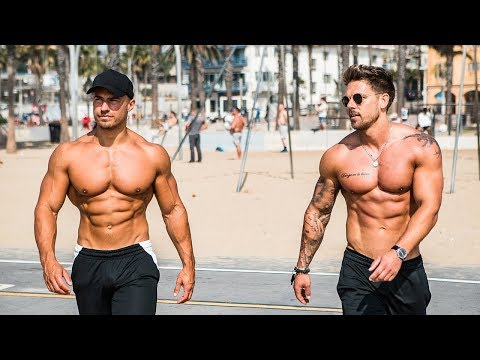 The Ultimate Bodyweight Workout | Muscle Beach