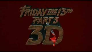 Friday The 13th, Part 3 (1982) Theatrical Trailer
