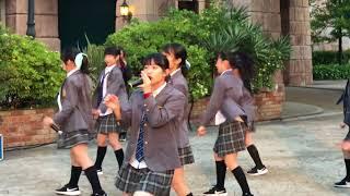 2018年5月5日、和歌山マリーナシティ・イコラストリートにて行われた和...