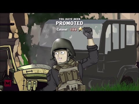 Battlefield Friends - Noob Promoted Moments S1 to S6