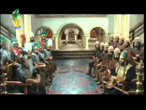 Islamic Movie Mukhtar Nama Urdu Part 34 of 40