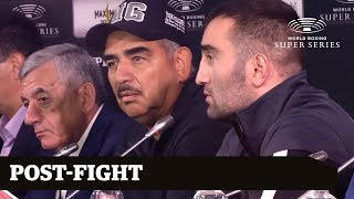 WBSS Usyk vs. Gassiev - The Day After Documentary