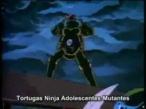 Ninja Turtles (Long Intro)