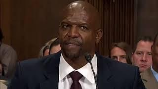 Terry Crews Testifies Before Senate Judiciary On Sexual Assault Bill