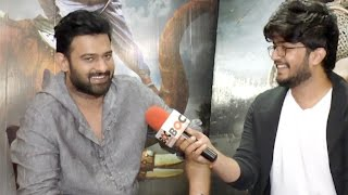 EXCLUSIVE Bahubali 2 Prabhas REVEALS In Hindi When He Will Join Twitter