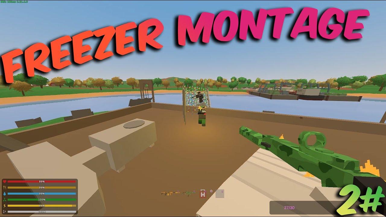 FREEZER MONTAGE 2#