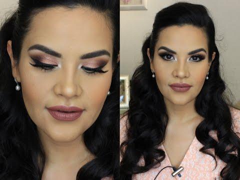 Maquillaje Boda Dia / Larga duración  | Mytzi Cervantes