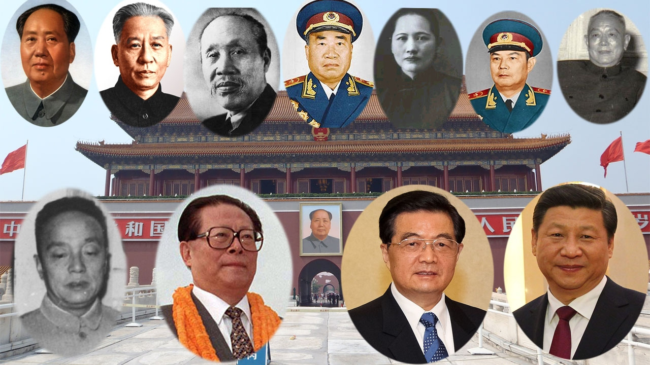 Presidents of the People's Republic of China - YouTube