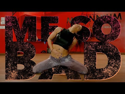 TINASHE  | ME SO BAD | MICHELLE JERSEY MANISCALCO - CHOREOGRAPHY